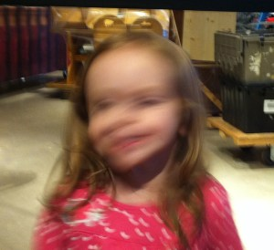 Toddler Blur