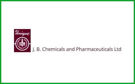 J B Chemicals Hiring | Maintenance Executive | ₹4,00,000 to ₹8,00,000 P.A |