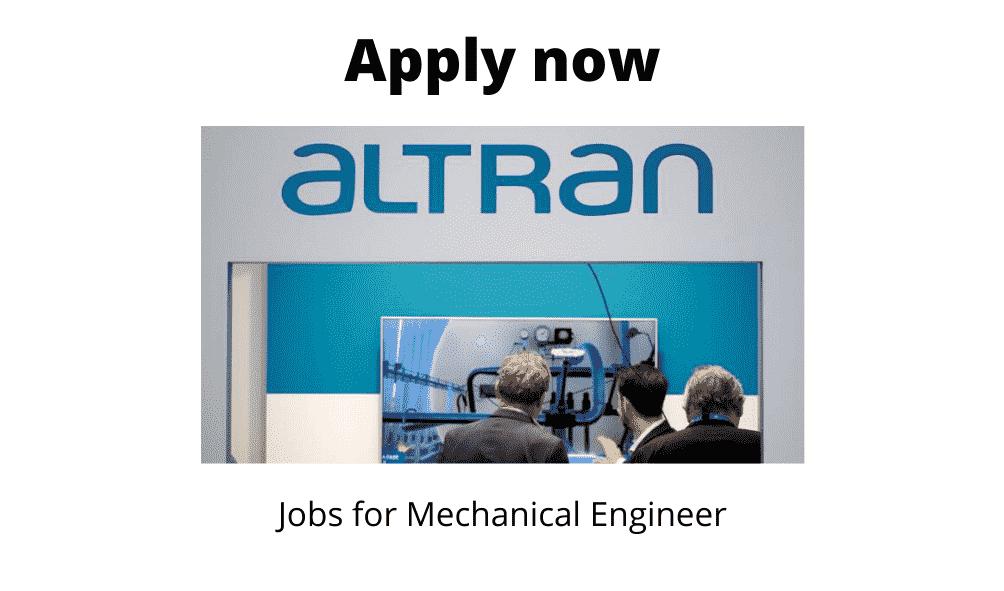 Altran-Technologies-India-Hiring