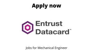 Entrust Datacard Hiring | Field Service Technician | Diploma/Bachelor degree in Electrical/Electronics/Mechanical Engineering |