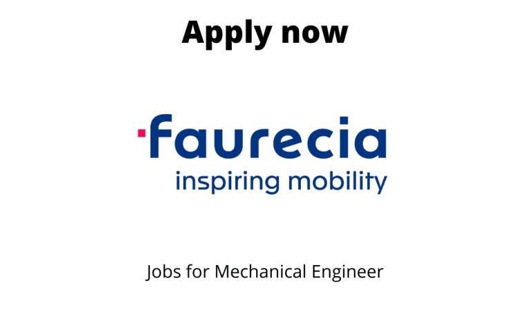 FAURECIA-India-Hiring