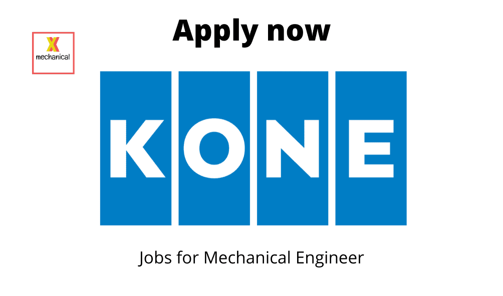 Kone is Hiring | Deputy Manager | Diploma/ BE/ BTech in Mechanical or Electrical |