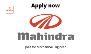 Mahindra & Mahindra Limited is hiring | Manager – Automotive Process | BE/ BTech in Mechanical |
