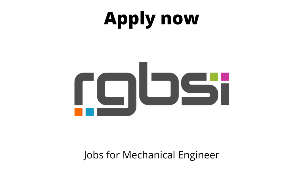 Rapid Global Business Solutions is Hiring | Design Engineer |