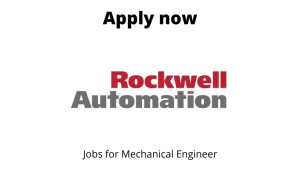Rockwell Automation Hiring | Mechanical Engineering Manager | BE/BTech in Mechanical Engineering |