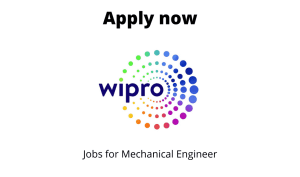 Wipro LTD Hiring | CAD PLM Data Integration (Lead) | BS/BE/BTech in Mechanical or Computer Engineering, Computer Science, or IT |