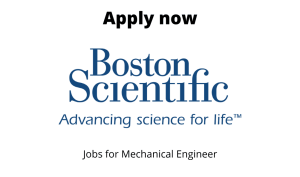 Boston Scientific Corporation is hiring | Project Manager, R&D | Masters degree in Mechanical Engineering, or Plastics/ Polymer Engineering, or Biomedical Engineering, or Chemical Engineering |