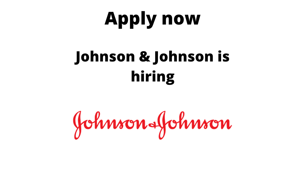 Johnson & Johnson is Hiring | Asst. Manager – Facilities |