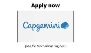 Capgemini is hiring | Material Management | BE/ BTech in Mechanical/ Production |