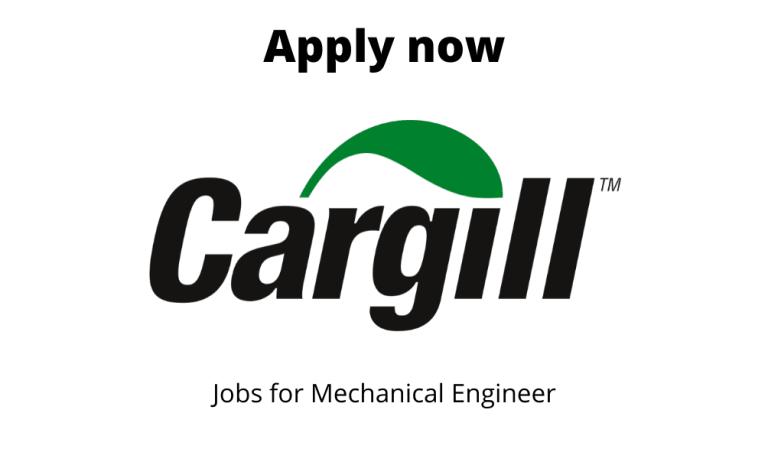 cargill-Hiring
