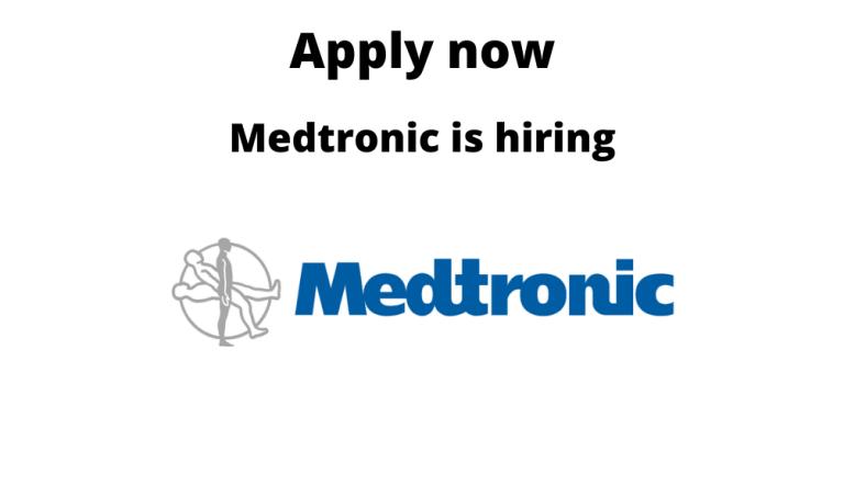 Medtronic-hiring