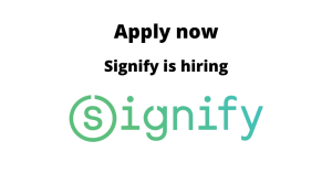 Signify is hiring | Buyer (Indirect Sourcing) | Graduate degree in Mechanical/ Electrical Engineering |