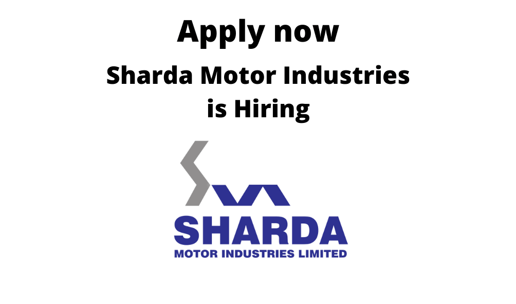 Sharda Motor Industries is Hiring | Production Engineer |