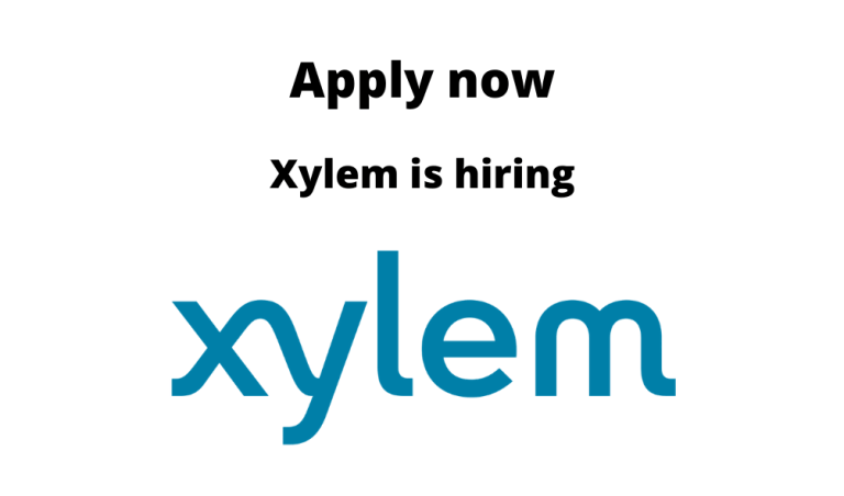 Xylem-is-hiring