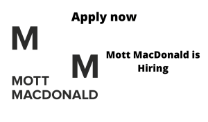 Mott MacDonald is Hiring | Discipline Lead – Piping | Masters degree in Mechanical Engineering |