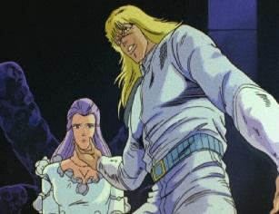 Fist of the North Star: Shinn Captures Yuria