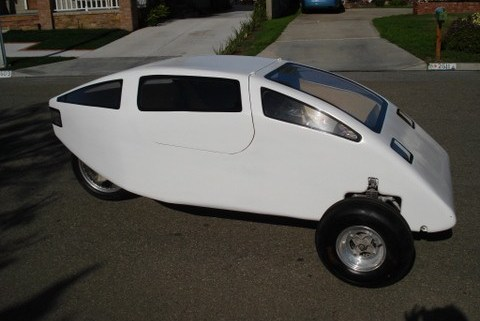 Chipman's Electric Car