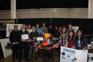 Pacifica HS race team
