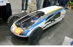 UCLA vehicle