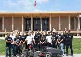 CSUN FSAE race team