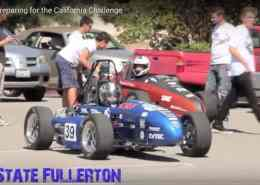 California Challenge Test Day