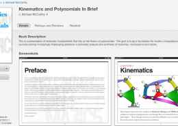 Kinematics and Polynomials
