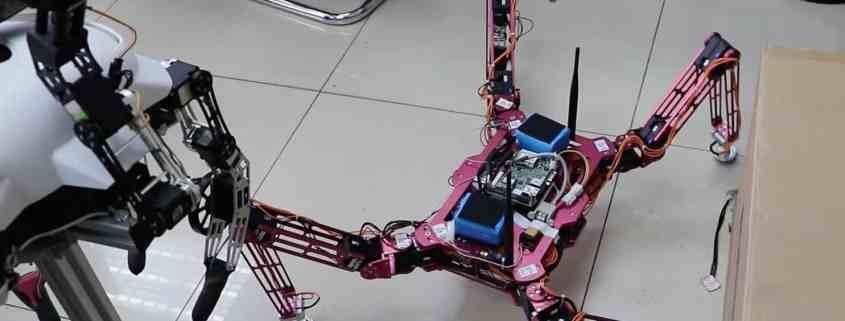 Beijing Walking Robot