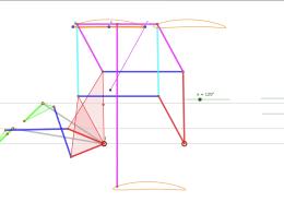 Leg Mechanism Animation