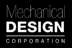 mechanical design corp logo