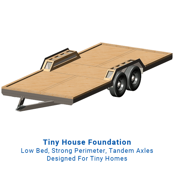 20 tiny house trailer