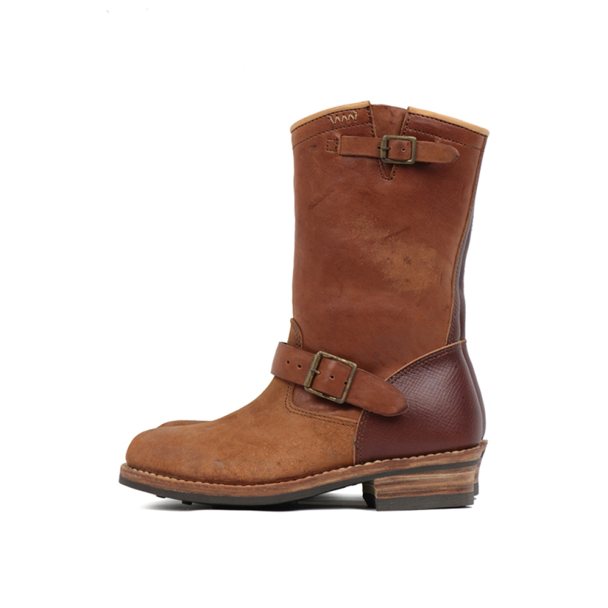 Visvim T.W.O. Folk Boot