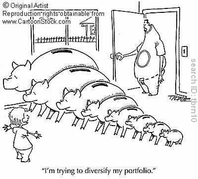 Diversification in Trading : Six Important Aspects to Take