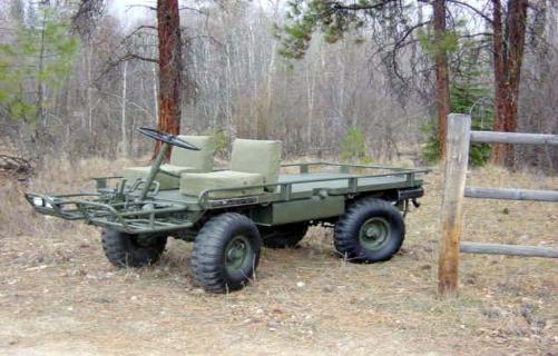 M274 A5 Commander Model
