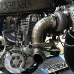Dry clutch for SR400, 500, We will present in lottery!!!