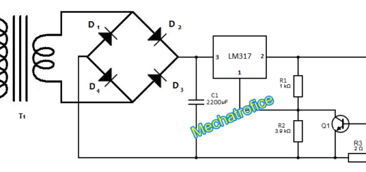 LED Flasher Circuits Using 555 Timer IC