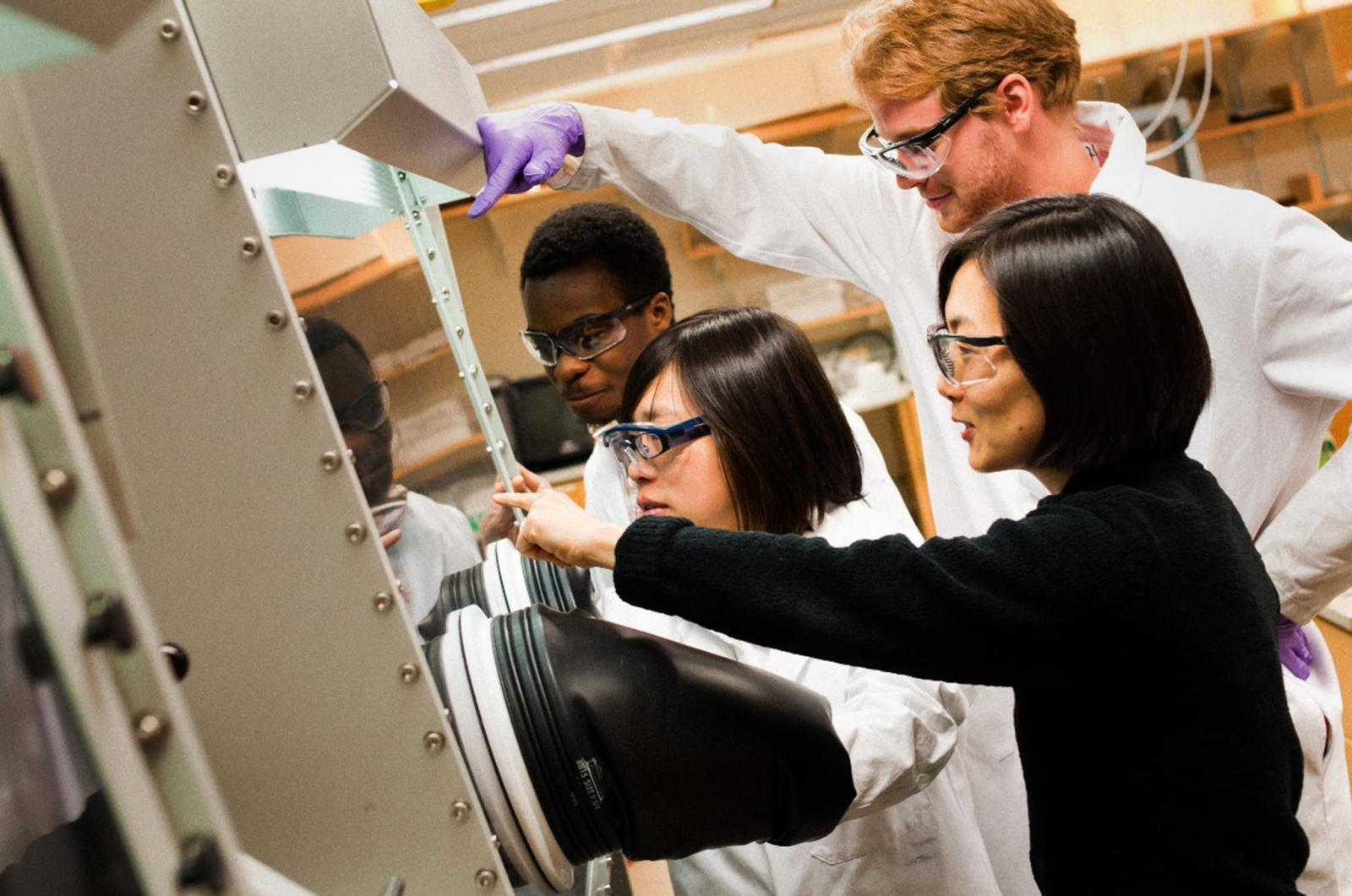 MIT Mechanical Engineering Graduate Students