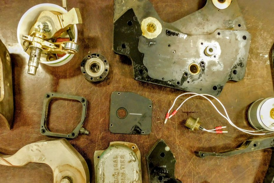 Cargo Hook Parts
