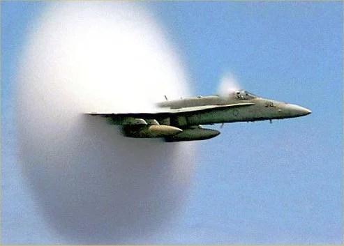 Vapor-Cone-Flyby
