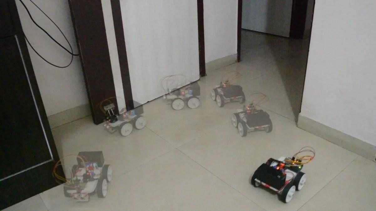 How to make obstacle avoiding robot using Arduino & Ultrasonic sensor ?