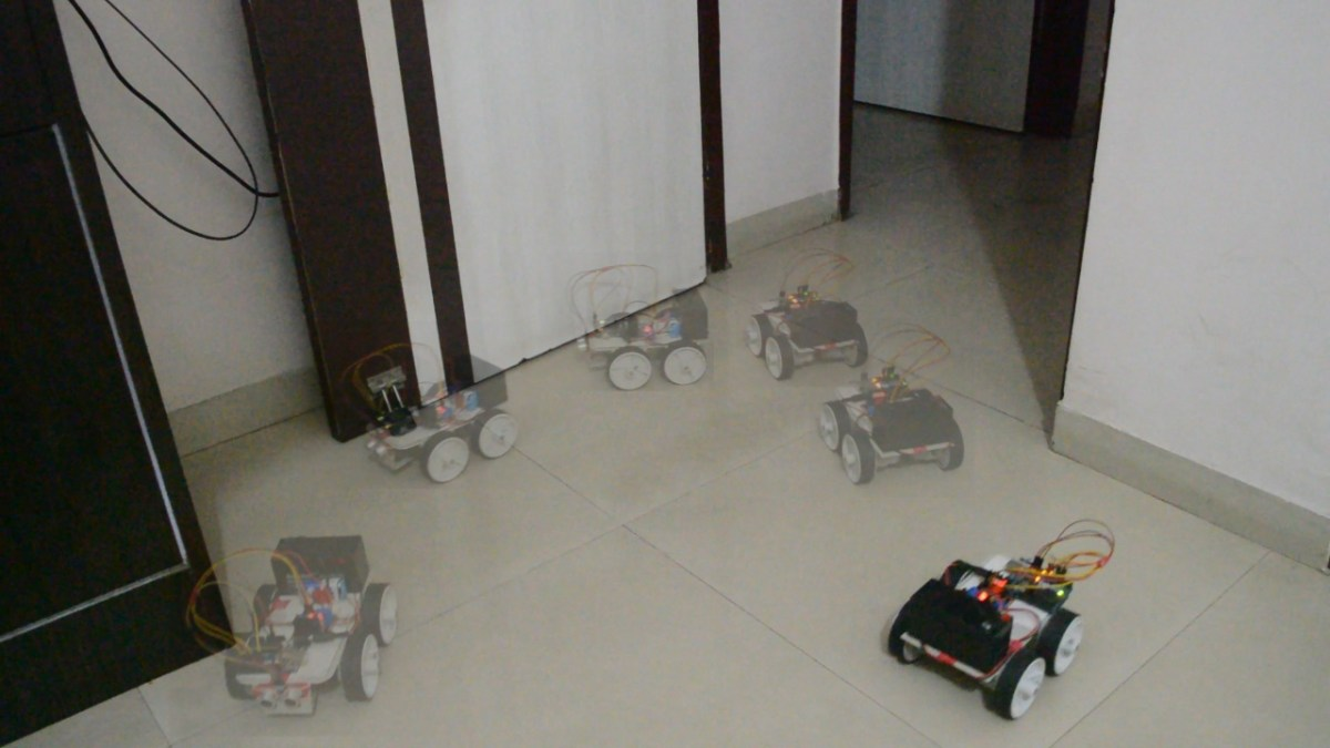 How to make obstacle avoiding robot using Arduino & Ultrasonic sensor ?