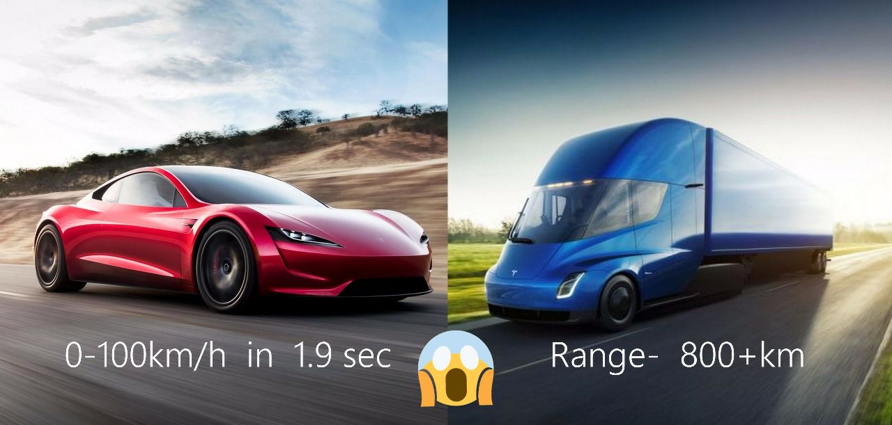 Top 10 mind-blowing facts about Tesla Semi truck & Tesla ...