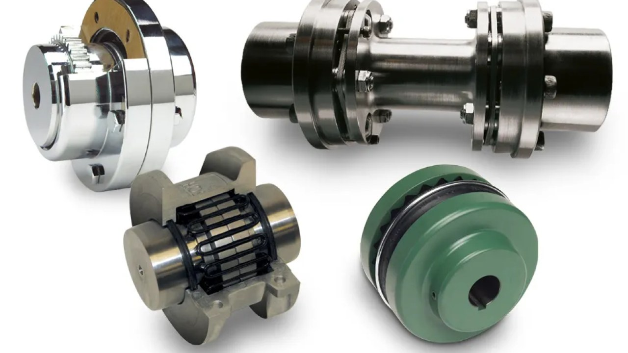 What are Couplings? | Types of Couplings and their