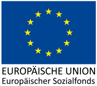 ESF Logo - Jetzt wird's regional