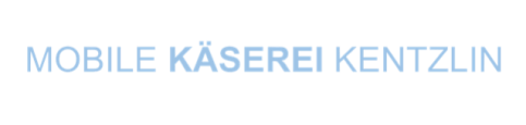 Logo - Steckbrief: Mobile Käserei Kentzlin GmbH