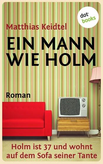 """Off-Topic: Buchbesprechung """"Ein Mann wie Holm"""""""