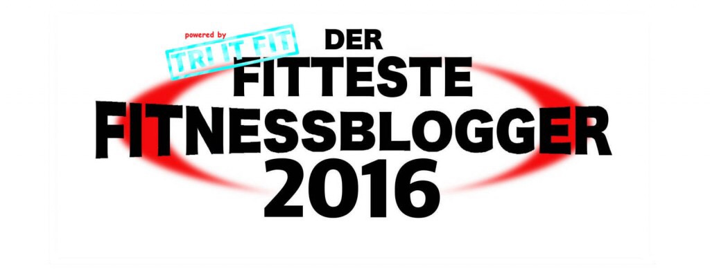 Training: der Fitteste Fitness Blogger 2016