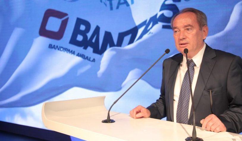 Bantaş Yönetim Kurulu Başkanı Adnan Erdan