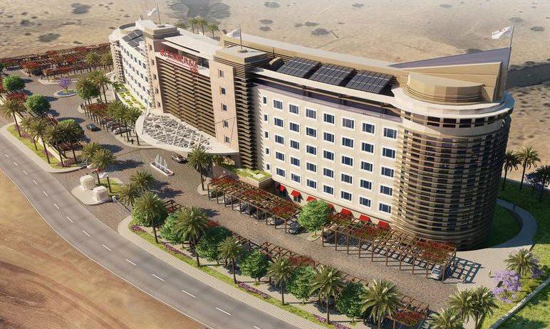 Ihg Omran Open Crowne Plaza Oman Exhibition Centre Middle