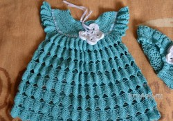 3 Cute Crochet Childrens Dress Patterns Crochet Patterns For Free Crochet Ba Dress 1544 Youtube