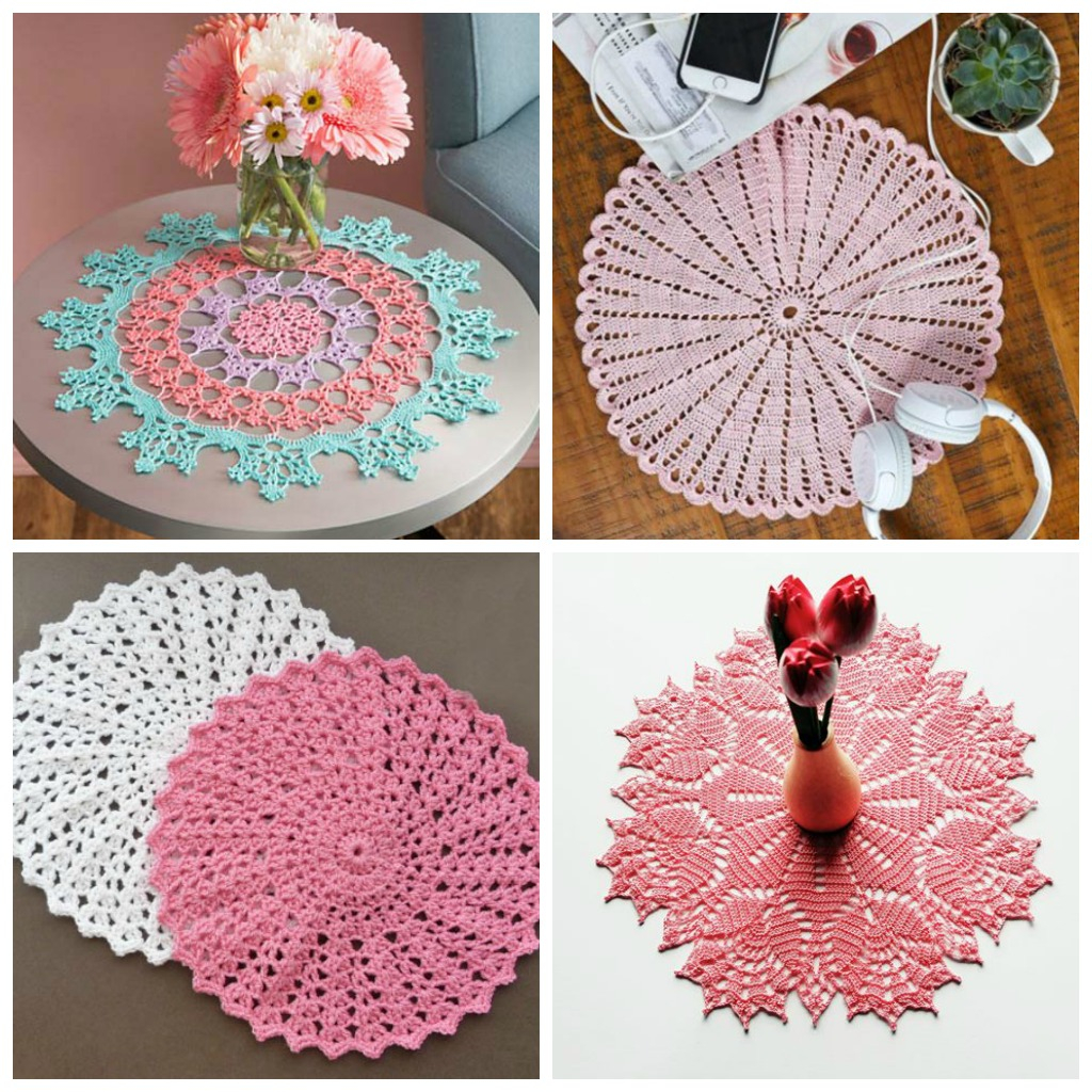 3 Inspirations of Easy Flower Crochet Pattern 16 Free Crochet Doily Patterns Simply Collectible Crochet